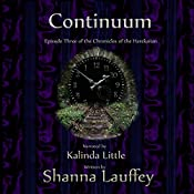 Continuum: Episode Three of the Chronicles of the Harekaiian | Shanna Lauffey