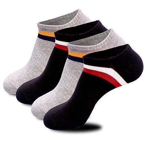 Women\'s Super Soft Cotton Socks Ankle No Show Socks Comfortable Athletic Socks(2-Colours)