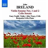 Ireland: Violin Sonatas Nos. 1 & 2/ Cello Sonata