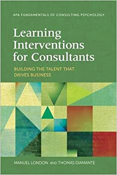 Learning Interventions for Consultants: Building the Talent That Drives Business (Fundamentals of Consulting Psychology)
