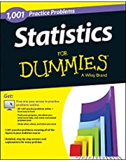 Statistics: 1,001 Practice Problems For Dummies