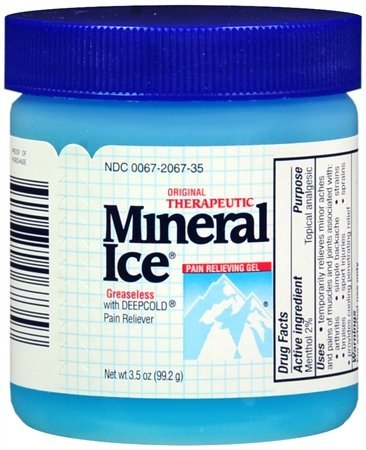 Mineral Ice Pain Relieving Gel product image