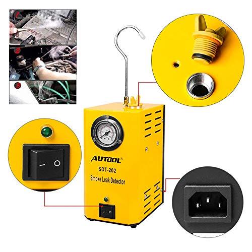 AUTOOL SDT 202 12V Automotive Fuel Leak Detectors with Pressure Gauge by AUTOOL (Image #2)