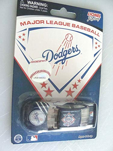 Die Cast Collectible Mlb Baseball - Los Angeles Dodgers Major League Baseball Diecast Car, 1:64 Scale Hardtop