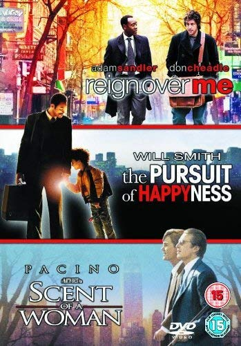 Reign Over Me/the Pursuit of Happyness/Scent of a Woman [Import anglais]