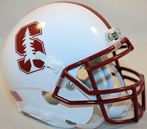 Stanford Cardinal 2015 Schutt Authentic Mini Helmet