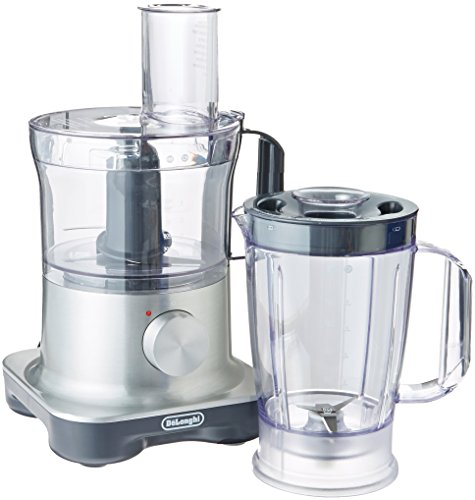 DeLonghi Food Processor with Integrated Blender review