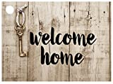 Rustic Welcome Home Theme Gift (6 Pack ) 3-3/4x2-3/4''