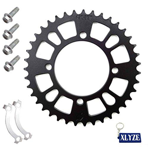 XLYZE 420 Chain 76mm 39T Rear Drive Sprocket For Pit Dirt Bike SSR Taotao Coolster