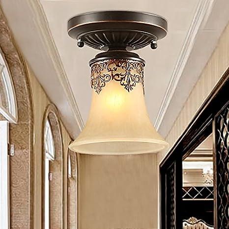 Amazon.com: dybling creativa salón recámara comedor lámparas ...