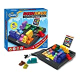 : ThinkFun Rush Hour Traffic Jam Logic Game and STEM Toy for Boys and Girls Age 8 and Up – Tons of Fun With Over 20 Awards Won, International Bestseller for Over 20 Years