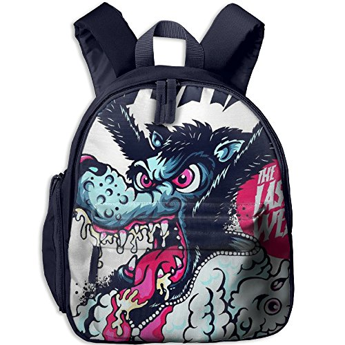 Link Wolf Costume (2017 Children's Wolf Handbags For Youth Various)