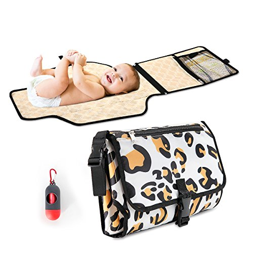 Portable Diaper Changing Pad , Large Detachable...