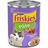 Purina® Friskies® Pate Turkey & Giblets Dinner Cat Food 368g Can