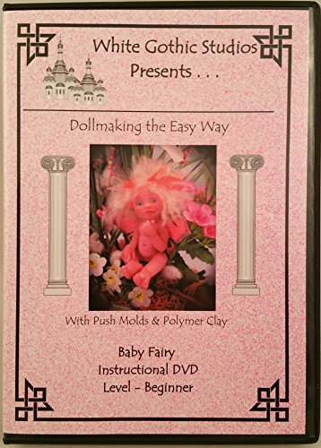 DVD - Dollmaking the Easy Way - With Push Molds and Polymer Clay