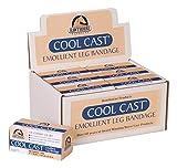 HAWTHORNE PRODUCTS 6 348082 Cool Cast Emollient Leg Bandage, 3'' x10 yd
