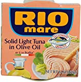 Rio Mare Rio Mare Tuna In Olive Oil, 160 Gram (Pack of 12)