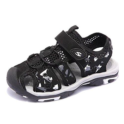 GUBARUN Kids Sport Sandals Closed Toe Boys Ligh...