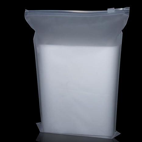 iribbons grueso transparente esmerilado bolsas bolsas de ...