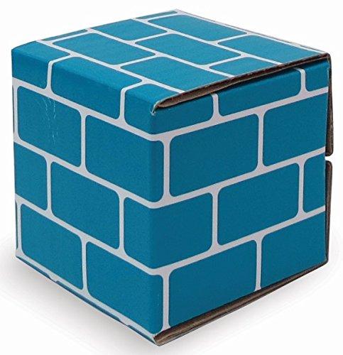 Edushape 709045 Corrugated Shapes 45 Piece