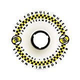 Sector 9 Race STEAM Roller Check 73mm 75a White