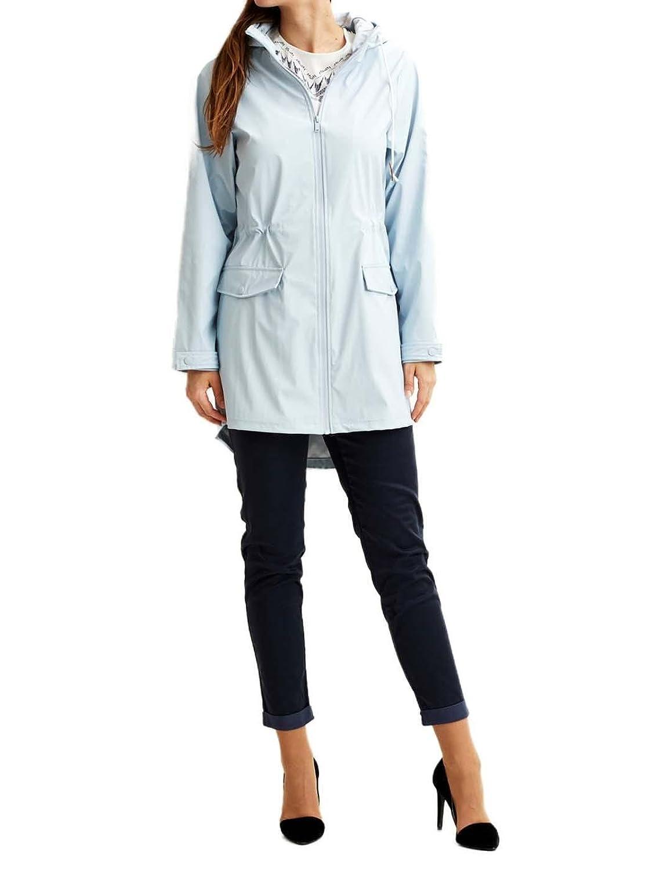 b01ad2b7e9e Vila Vicloud Jacket Para Mujer Azul Celeste [9EgUl0101768] - €17.95