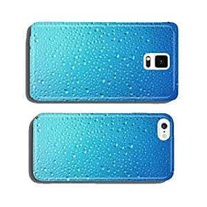 Abstract Water Drops Background cell phone cover case Samsung S6