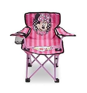 Delta Children Minnie Mouse silla de camping plegable