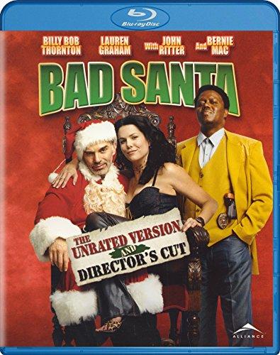 Bad Santa (Unrated Version + Director's Cut) [Blu-ray]
