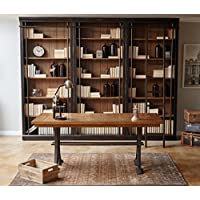 Martin Furniture IMTE4094x3 IMTE402 Toulouse 3 Bookcase Wall