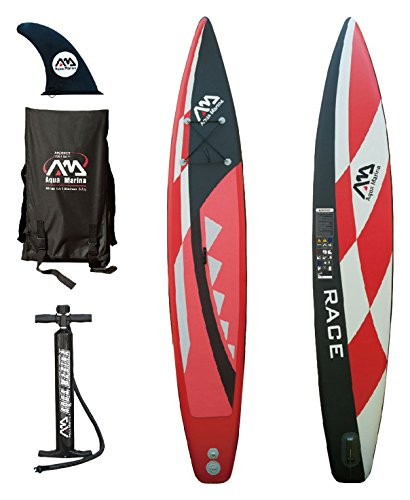 Aqua Marina Race Competitive Inflatable Stand-up Paddle Board