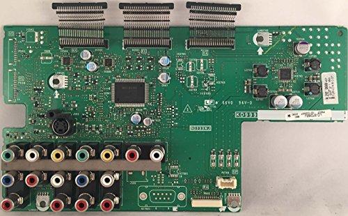 Sharp Lc32d62u Tv (SHARP LC-32D62U TERMINAL UNIT DUNTKD999FM07 KD99)