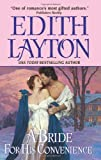 A Bride for His Convenience, Edith Layton, 0061253677