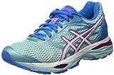 Asics Gel-Cumulus 18, Women's Running Shoes, Blue (Aqua Splash/White/Pink Glow), 6 UK (39.5 EU)