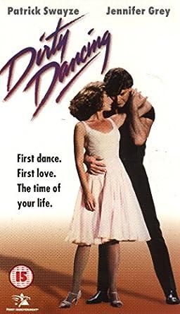 Dirty Dancing [VHS]: Amazon.es: Cine y Series TV