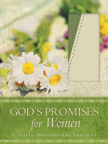 God's Promises for Women: A Daily Devotional Journal ebook