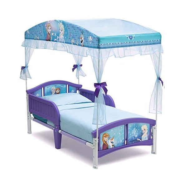 Delta Children MySize Toddler Bed 1