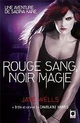 Rouge sang, Noir magie - Une aventure de Sabina Kane: Une aventure de Sabina Kane 2