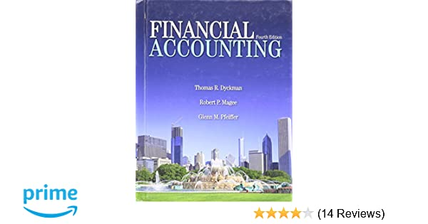dyckman financial accounting solutions manual
