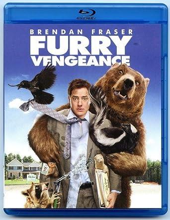 Furry Vengeance Blu Ray