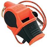 Fox 40 Sonik Blast whistle (orange black)