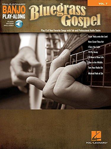 Download Bluegrass Gospel: Banjo Play-Along Volume 7 (Hal Leonard Banjo Play-Along) ebook