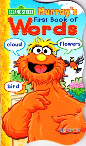 Murray's First Book of Words (Sesame Street First Board -