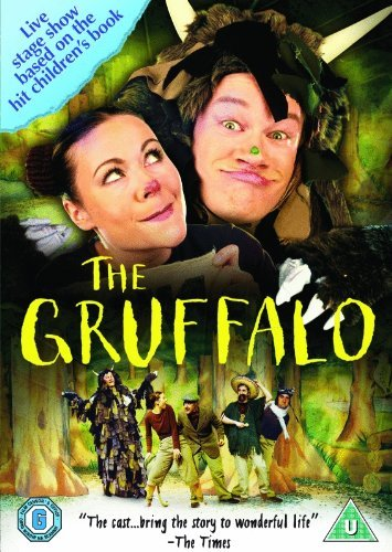 The Gruffalo [DVD] B01I0765X0