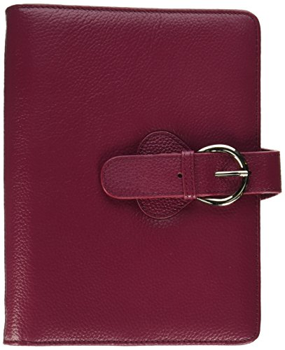 Franklin Covey Leather Ava Binder, Classic 7.5x9.5x1.2-In...