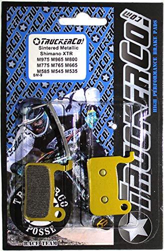 (Truckerco Sintered Metallic Brake Pads Shimano XT XTR M965 M966 M975 M505 M535 M545 M596 M601 M665 M765 M775 M776 M800 Ashima TRP Dash Parabox)