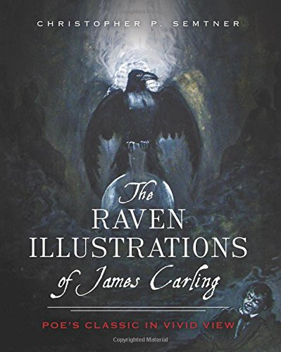 the-raven-illustrations-of-james-carling-poes-classic-in-vivid-view
