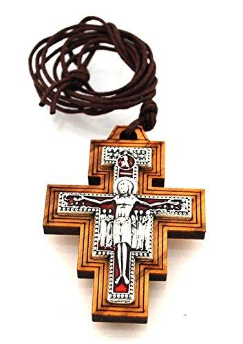 Vatican Art Deluxe San Damiano Crucifix ()