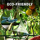 Ram-Pro 40 Piece Green Gentle Gardening Plant