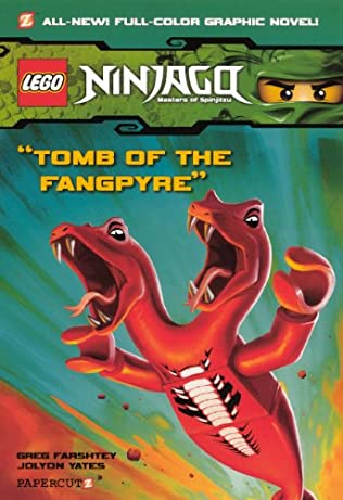 book cover of Tomb of the Fangpyre